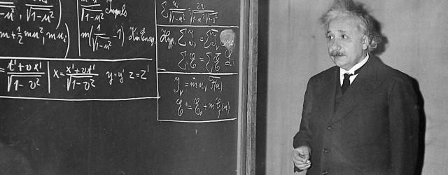 La Relatividad General de Einstein con @cuent_cuanticos.