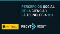 La Percepción Social de la Ciencia y la Tecnología en 2014 en España.