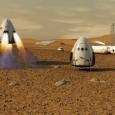 Repaso a SpaceX y otros proyectos a Marte