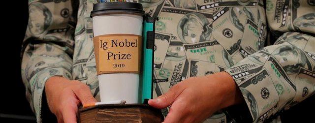 Como cada año, llega nuestra cita anual con los premios Ignobel.